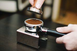 kaffeetamper kaffee richtig tampern 58mm Tamper
